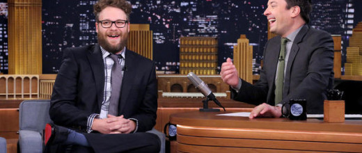 Seth Rogen sat down with Jimmy Fallon