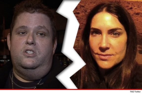 Ralphie May divorce