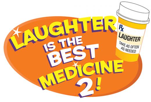 laughter best medicine