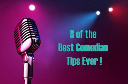 best comedian tips