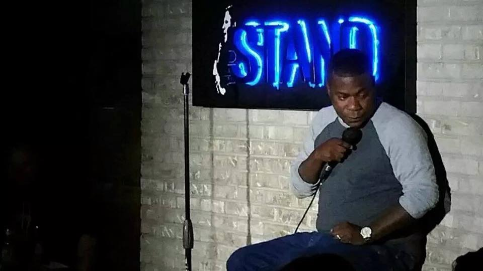 It is an absolute pleasure and an honor to welcome back the great Tracy Morgan! @realtracymorgan