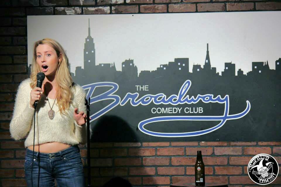 walker hays broadway comedy club