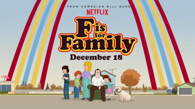 Trailer For Bill Burr Netflix Series Debuts