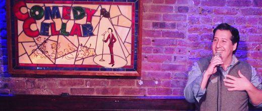 danny cohen comedy cellar