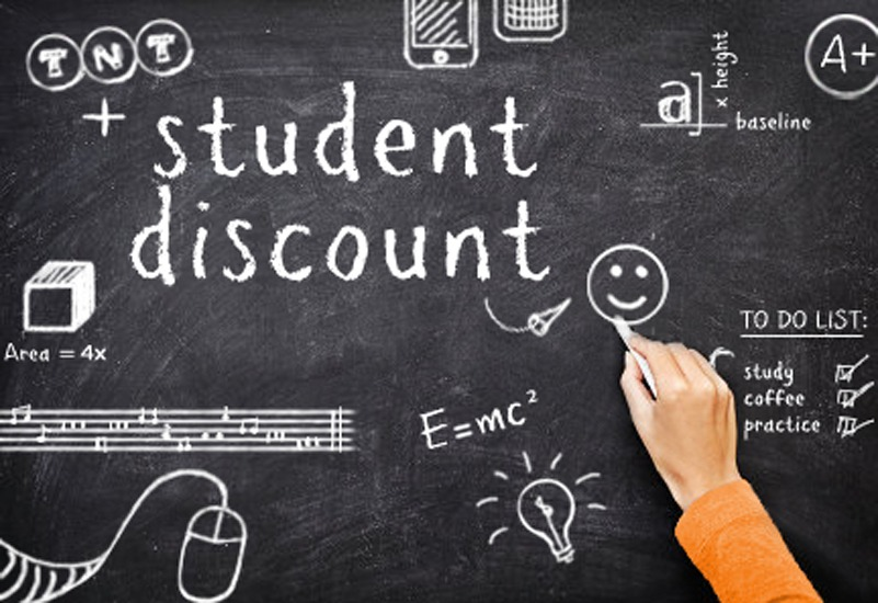 student discounts nyc