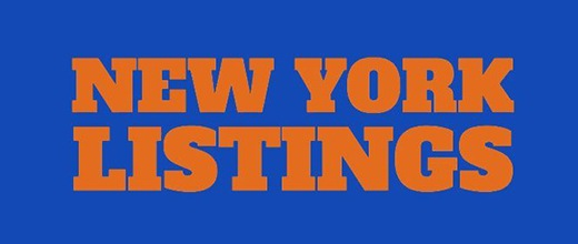 NYC Comedy Listings