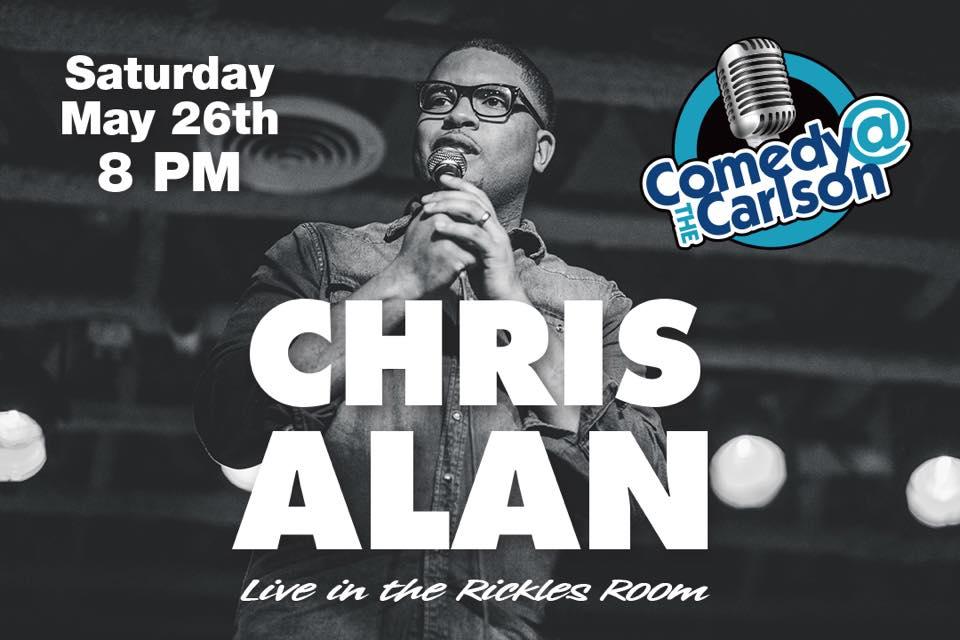 Chris Alan Carlson Comedy