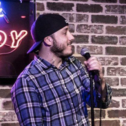 Kevin Dombrowski New York Comedy Club