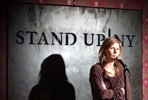 Kerri Louise Stand UP NY