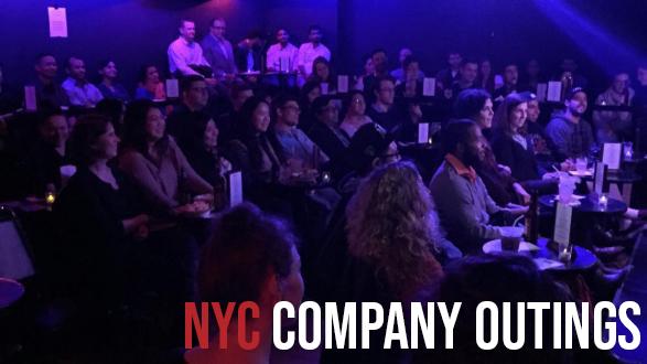 NYC Company Outings