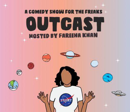 outcast comedy show nyc