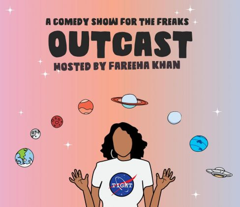 outcast comedy show nyc