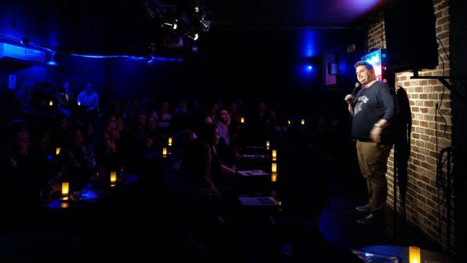 Henry-Foley-New-York-comedy-club
