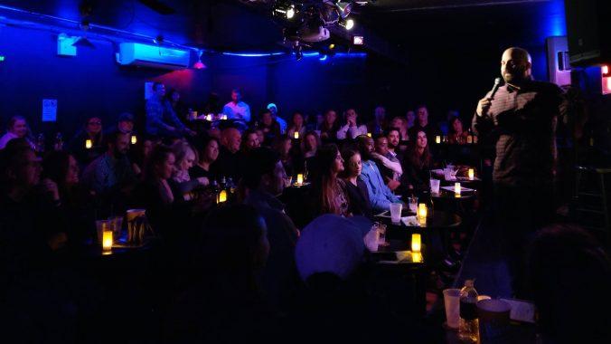 New York Comedy CLub East Village