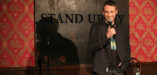 Dan Soder at Stand UP NY