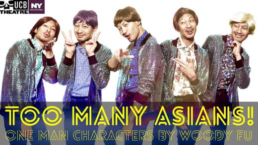 TOO MANY ASIANS