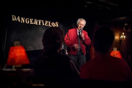 dangerfield's comedy club