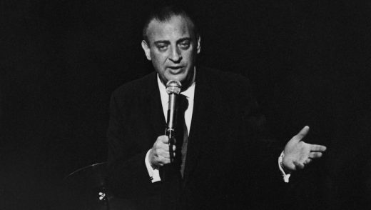 Rodney dangerfield's performing