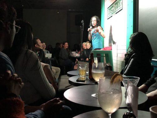 eastville comedy club
