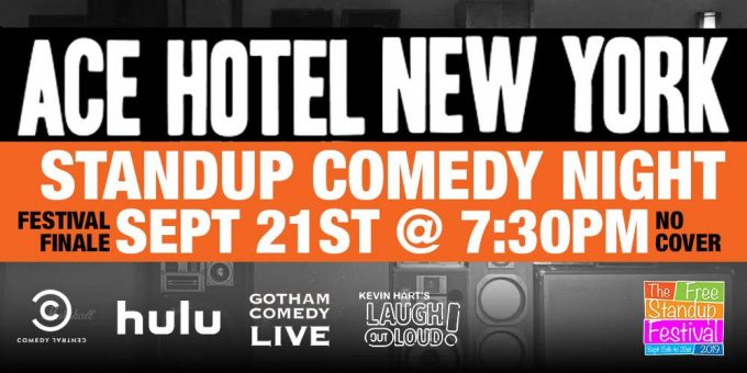 Ace Hotel New York Free Stand Up Comedy Night