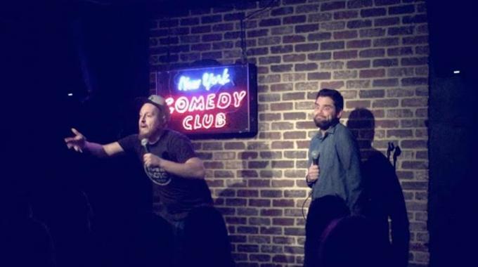Jay & Eytan Comedy