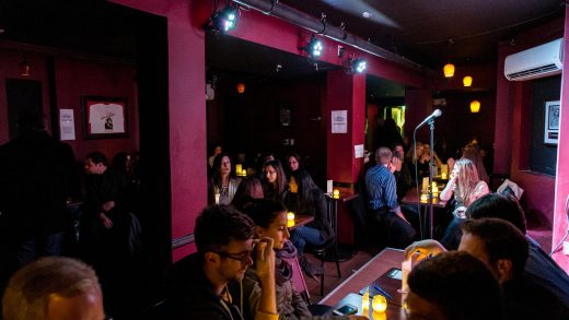 Greenwich Village Comedy Club | NYC Comedy Shows On Valentine's Day I Best NYC Comedy Clubs