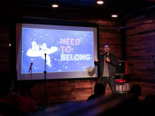 Need To Belong Stand Up Comedy Pine Box Rock Shop