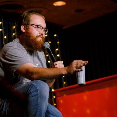 comedian Dan LaMorte