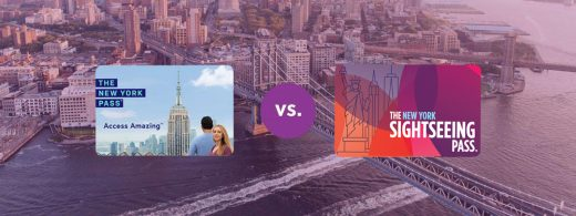 New York CityPASS vs. New York Pass