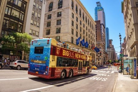 Big Bus Tours™ New York | First Stop. Adventure