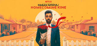 "Hasan Minhaj's ""Homecoming King"""