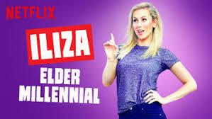 """Iliza Shlesinger's """"Elder Millennial"""""""