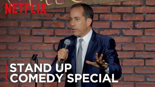 """Jerry Seinfeld's """"Jerry Before Seinfeld"""""""