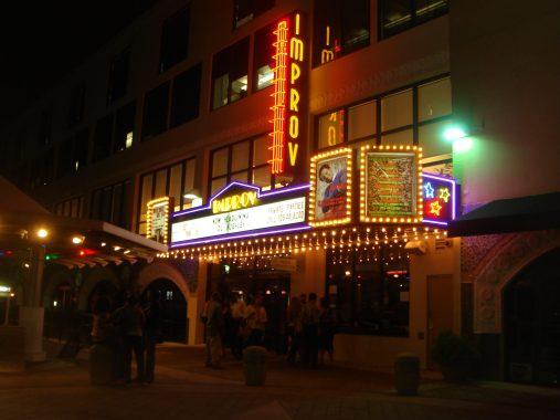 Miami Improv Comedy Club