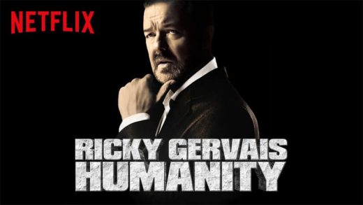 """Ricky Gervais' """"Humanity"""""""